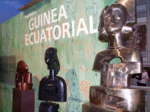 art in Equatorial guinea